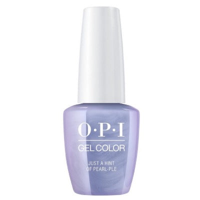 Opi Gel Color - Just A Hint Of Pearl-Ple