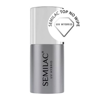 Semilac Top No Wipe UV Gel 7ml