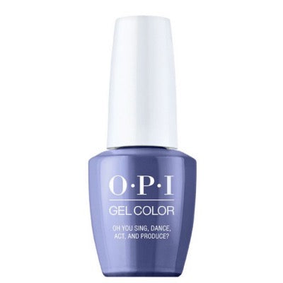 OPI Gel Color Oh You Sing, Dance, Act, and Produce?