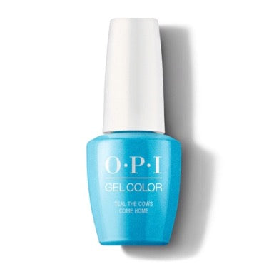 OPI GelColor - Teal The Cows Come Home
