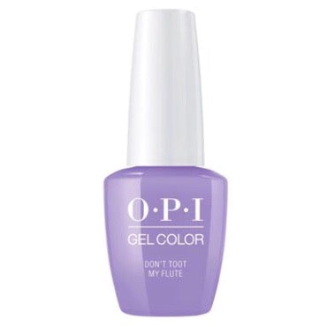 OPI GelColor - Don't Toot My Flute 15ml