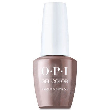 OPI GelColor - Gingerbread Man Can (Shine Bright)