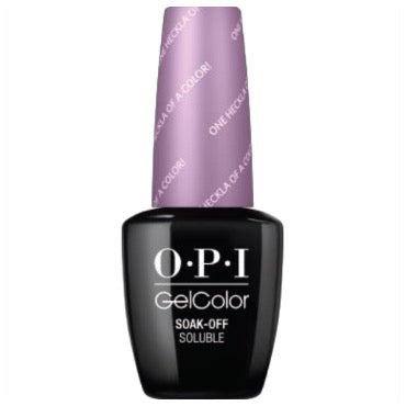 OPI GelColor - One Heckla Of A Color! 15 ml