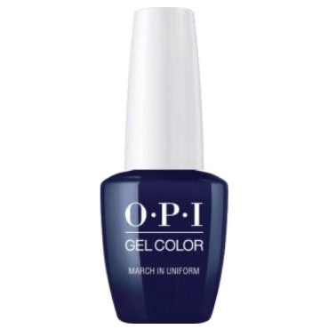 OPI GelColor - March In Uniform