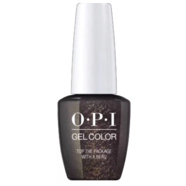 OPI GelColor - Top The Package With A Beau 15 ml