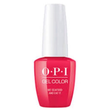 OPI GelColor - We Seafood and Eat it