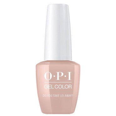 OPI GelColor - Do You Take Lei Away 15ml
