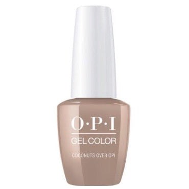 OPI GelColor - Coconuts Over OPI 15 ml
