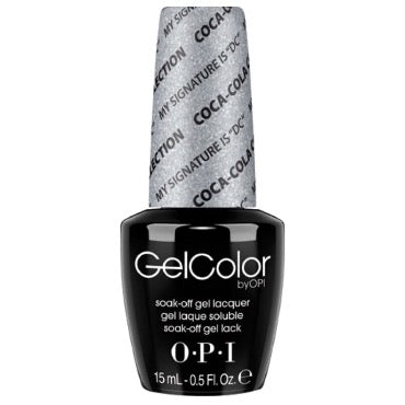 OPI GelColor - My Signature is DC 15ml
