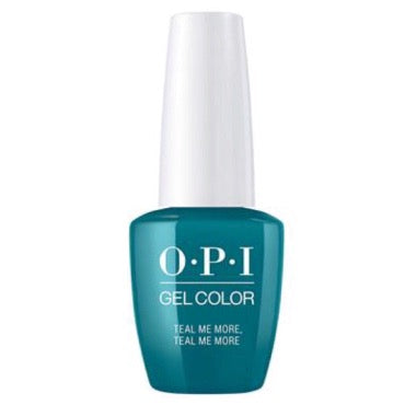 OPI GelColor - Teal Me More Teal Me More 15ml (Grease Collection)