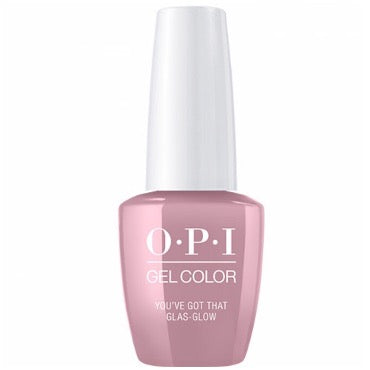 OPI GelColor - You've Got That Glas-glow