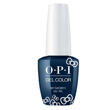 OPI GelColor - My Favorite Gal Pal