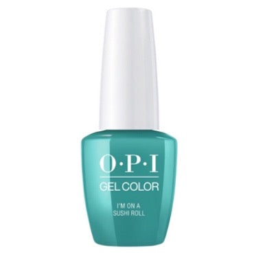OPI GelColor - I'm On a Sushi Roll - Tokyo