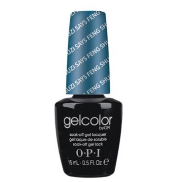 OPI GelColor - Suzi Says Feng Shui 15 ml