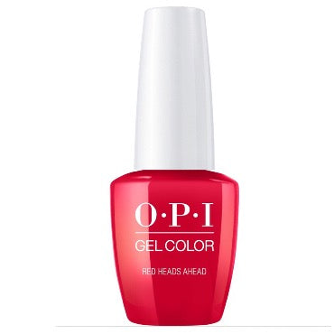 OPI GelColor - Red Heads Ahead