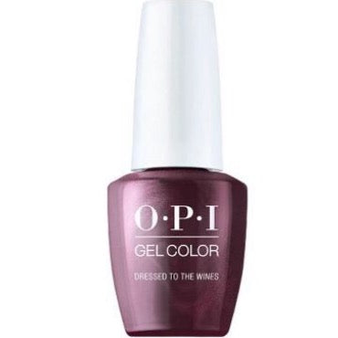 OPI GelColor - Dressed to the Wines (Shine Bright)