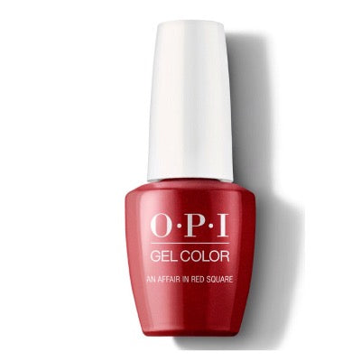 OPI GelColor - An Affair In Red Square