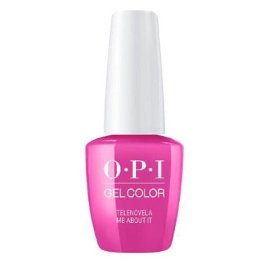 OPI GelColor - Telenovela Me About It #M91