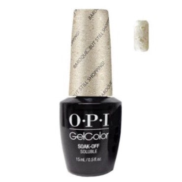 OPI GelColor - Baroque...But Still Shopping 15 ml