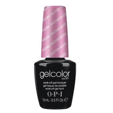 OPI GelColor - Pedal Faster Suzi 15 ml