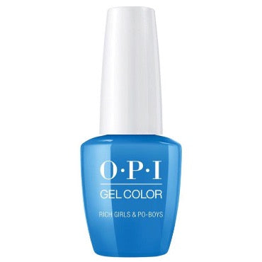 OPI GelColor - Rich Girls & Po Boys 15 ml