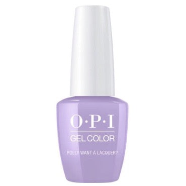 OPI GelColor - Polly Want A Laqcuer 15 ml