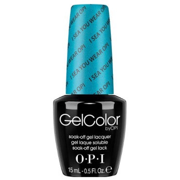 GelColor - I Sea You Wear OPI 15 ml