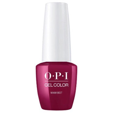 OPI GelColor - Miami Beet 15 ml