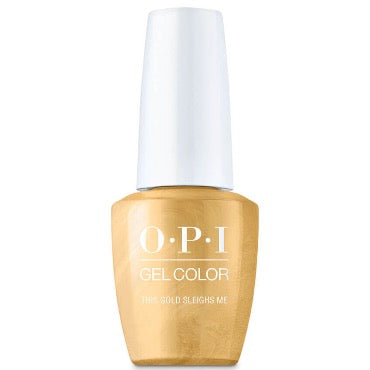 OPI GelColor - This Gold Sleighs Me (Shine Bright)