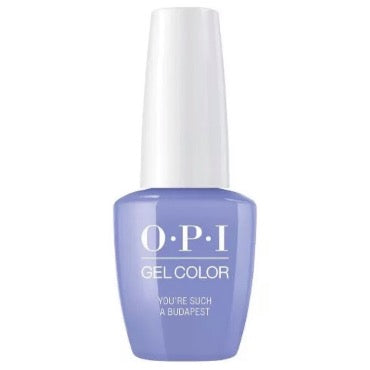 OPI GelColor - Your Such A Budapest 15 ml