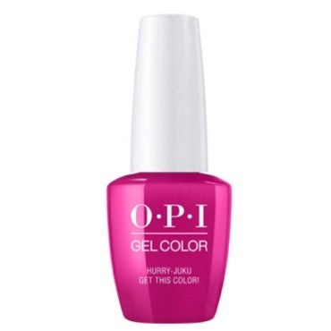 OPI GelColor - Hurry-juku Get This Color!