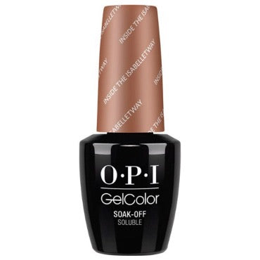 OPI GelColor - Inside The Isabellatway 15 ml