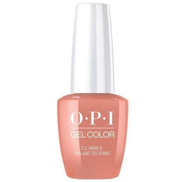OPI GelColor - I'll Have A Gin & Tectonic 15 ml