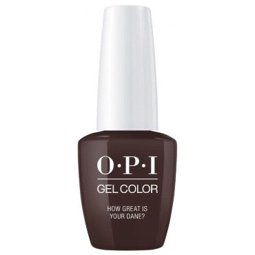 OPI GelColor - How Great Is Your Dane 15 ml