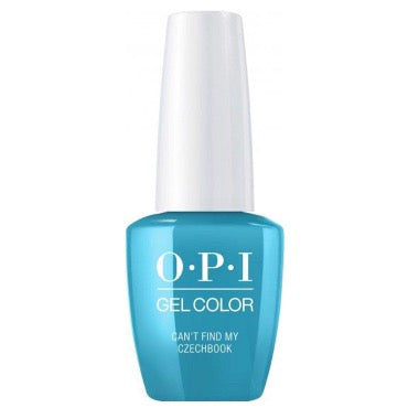 OPI GelColor - Can't Find My Czechbook (Fashionistas) 15 ml