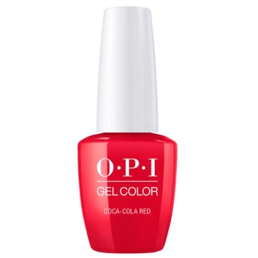 OPI GelColor - Coca Cola Red 15 ml