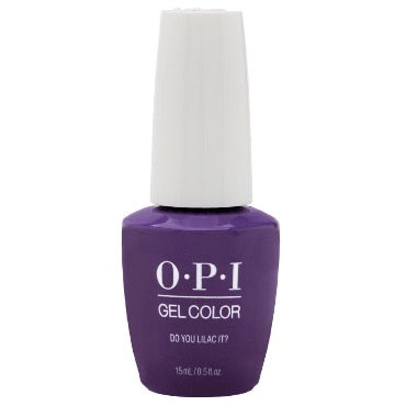 OPI GelColor - Do You Lilic It