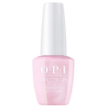 OPI GelColor - The Colour That Keeps On Giving 15 ml