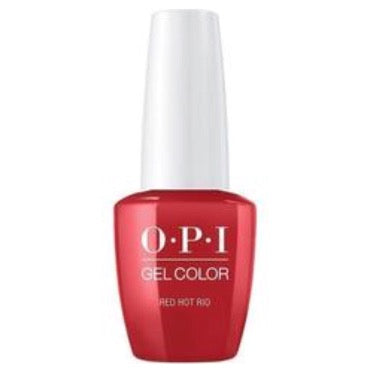 OPI GelColor - Red Hot Rio 15 ml