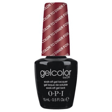 OPI GelColor - Color To Diner For 15 ml