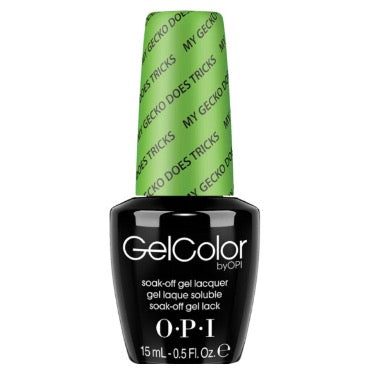 OPI GelColor - My Gecko Does Tricks 15 ml