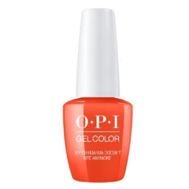 OPI GelColor - My Chihuahua Doesn't Bite Anymore #M89