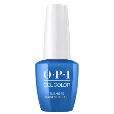 OPI GelColor - Tile Art To Warm Your Heart