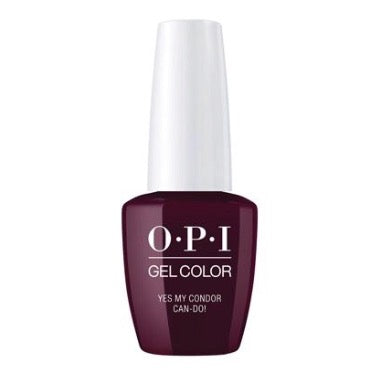 OPI GelColor - Yes My Condo Can-Do!