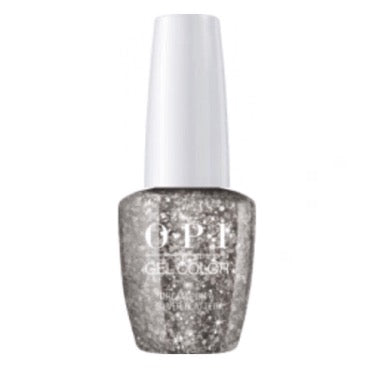 OPI GelColor - Dreams On A Silver Platter (Glitter)