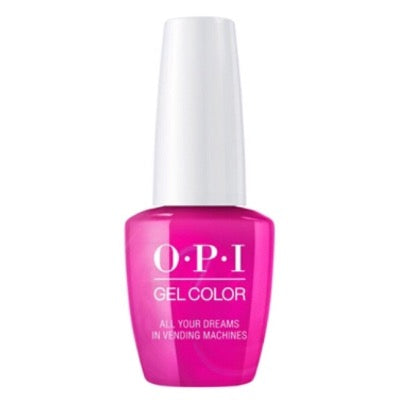 OPI Gelcolor - All Your Dreams in Vending Machines