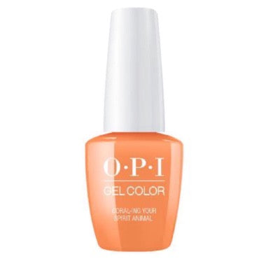 OPI GelColor - Coral-ing Your Spirit Animal #M88