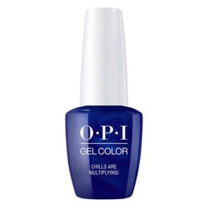 OPI GelColor - Chills Are Multiplying 15ml (Grease Collection)