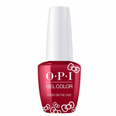 OPI GelColor - A Kiss On The  Chic 15ml