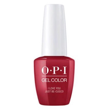 OPI GelColor - I Love You Just Be-Cusco 15ml